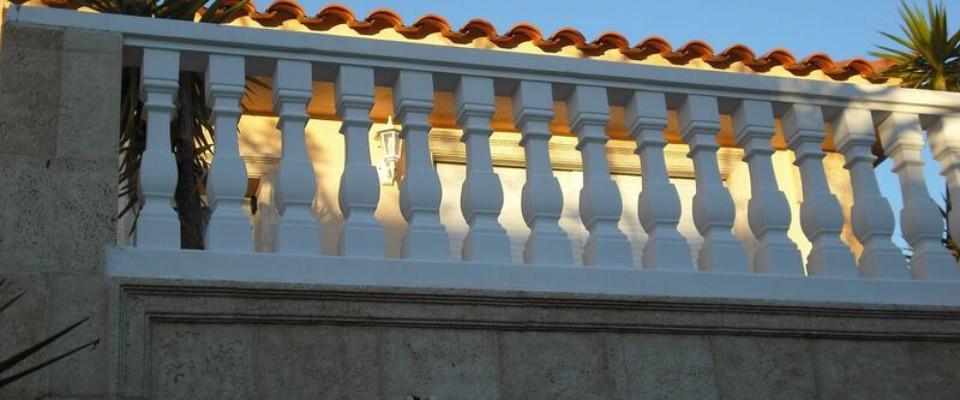 Balaustre sol piedra artificial balaustres y complementos - Balaustradas de piedra ...