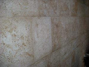 Ambiente terraza Piedra envejecida - Balaustre Sol