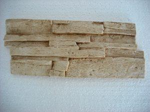 Imitación Piedra Pizarra Blanco - Balaustre Sol 59
