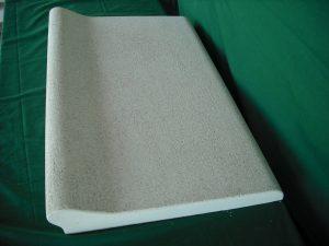 Coronación Piscinas: Piedra pulida 50x75 cm. - Balaustre Sol