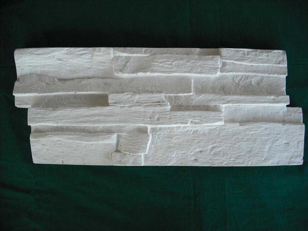 Piedra Imitación Pizarra blanca - Balaustre Sol